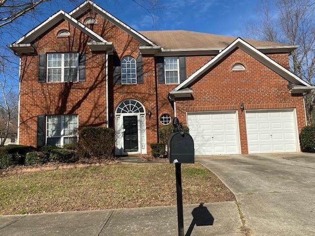 3729 Landau Lane SW, Atlanta, GA 30331 (MLS #6678303) :: Rock River Realty