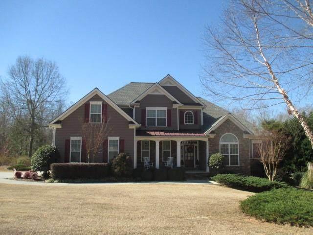 321 Gainesborough Drive, Dallas, GA 30157 (MLS #6678553) :: North Atlanta Home Team