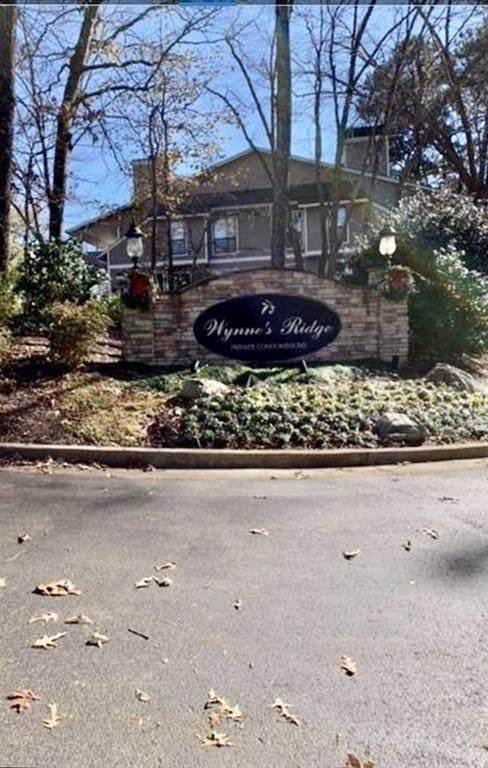 1503 SE Wynnes Ridge Circle SE #15, Marietta, GA 30067 (MLS #6678592) :: RE/MAX Prestige