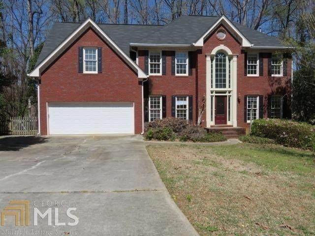 1754 Creek Mill Trace, Lawrenceville, GA 30044 (MLS #6679065) :: North Atlanta Home Team