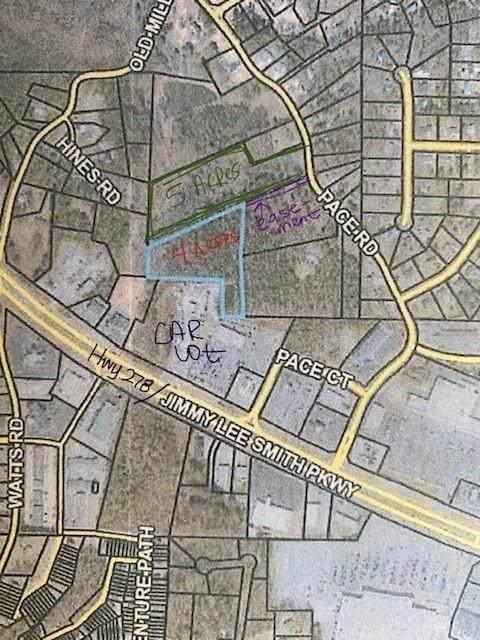 000 Pace Road, Hiram, GA 30141 (MLS #6679666) :: North Atlanta Home Team