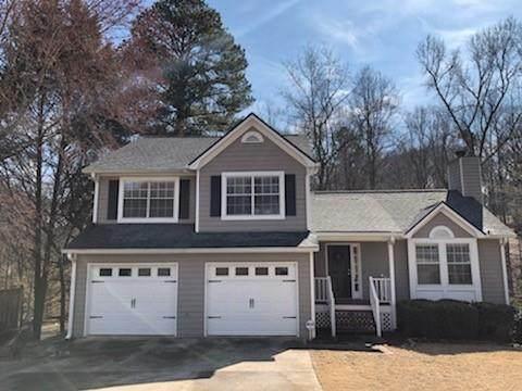 434 Rose Creek Place, Woodstock, GA 30189 (MLS #6679778) :: Charlie Ballard Real Estate