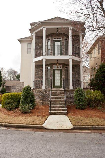 2461 Vivian Circle, Decatur, GA 30030 (MLS #6680193) :: Charlie Ballard Real Estate