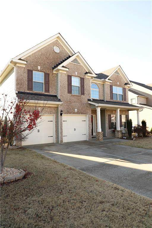 309 Brittney Cove, Loganville, GA 30052 (MLS #6680200) :: The Hinsons - Mike Hinson & Harriet Hinson