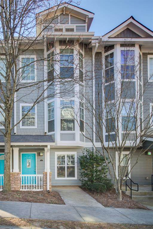 1092 Park Row South SE, Atlanta, GA 30312 (MLS #6680705) :: The Hinsons - Mike Hinson & Harriet Hinson