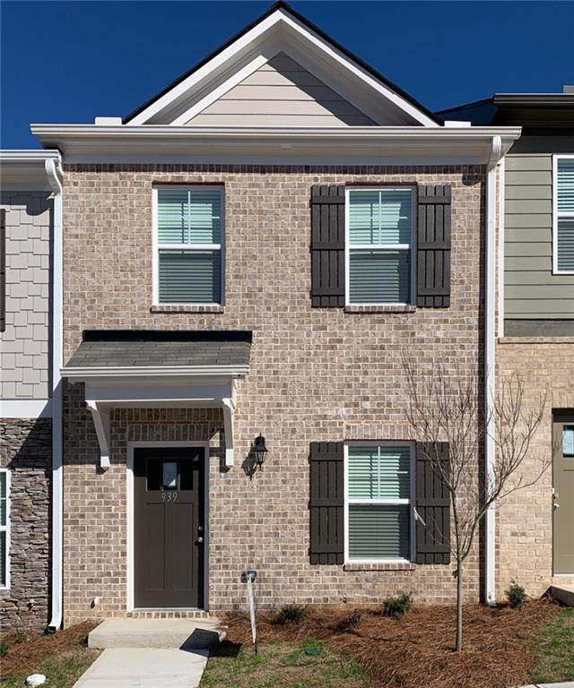 939 Ambient Way #335, Atlanta, GA 30331 (MLS #6680777) :: North Atlanta Home Team