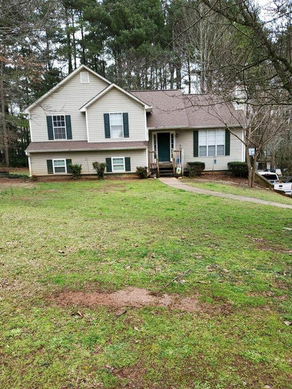 67 Dispatcher Drive, Dawsonville, GA 30534 (MLS #6681316) :: North Atlanta Home Team