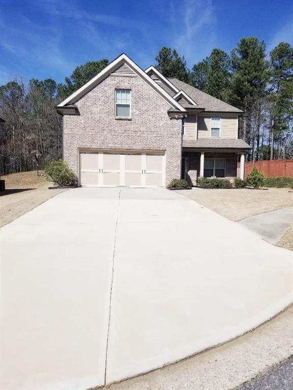 1427 Squire Hill Lane, Lawrenceville, GA 30043 (MLS #6681347) :: North Atlanta Home Team