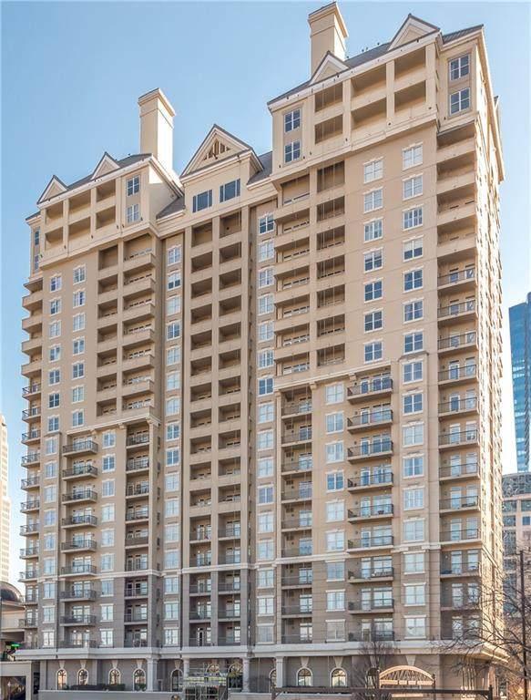 3334 Peachtree Road NE #204, Atlanta, GA 30326 (MLS #6681395) :: Kennesaw Life Real Estate