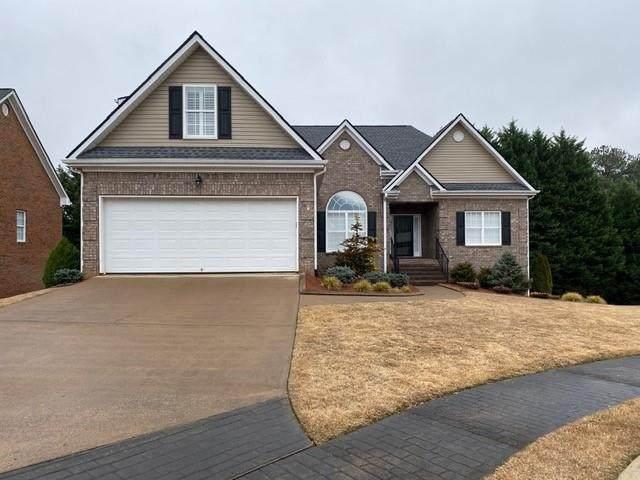 203 Chad Lane, Loganville, GA 30052 (MLS #6681818) :: North Atlanta Home Team