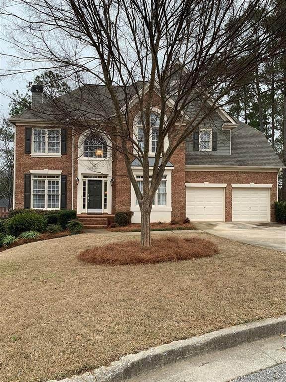 4396 Mayes Farm Court NW, Marietta, GA 30064 (MLS #6681899) :: Kennesaw Life Real Estate