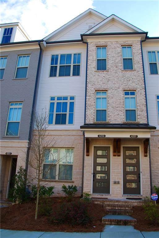 4259 Deming Circle, Sandy Springs, GA 30342 (MLS #6682022) :: Good Living Real Estate