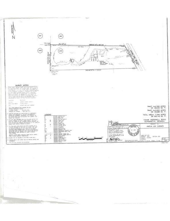 15448 Hopewell Road, Milton, GA 30004 (MLS #6682117) :: North Atlanta Home Team
