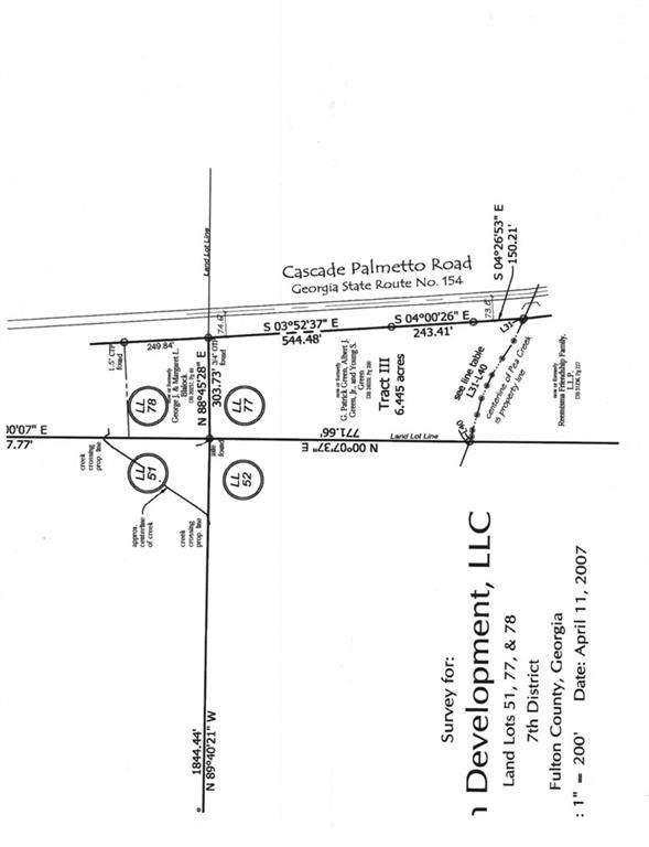 5795 Cascade Palmetto Highway, Fairburn, GA 30213 (MLS #6682145) :: Rock River Realty