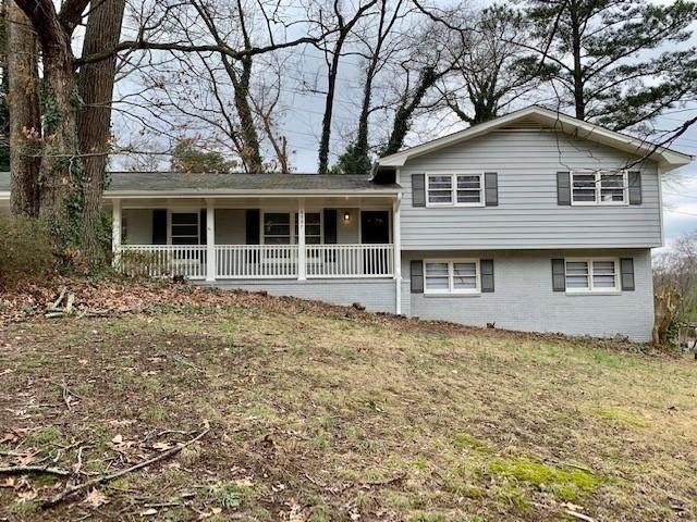 6797 Charles Drive, Morrow, GA 30260 (MLS #6682441) :: North Atlanta Home Team