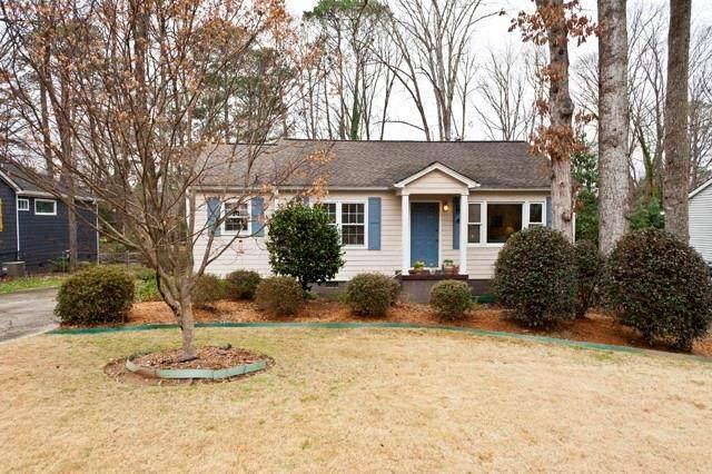 527 Scott Circle, Decatur, GA 30033 (MLS #6682604) :: Rock River Realty