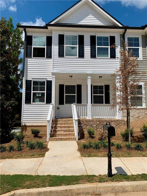3616 Princeton Avenue #502, College Park, GA 30357 (MLS #6682620) :: MyKB Partners, A Real Estate Knowledge Base