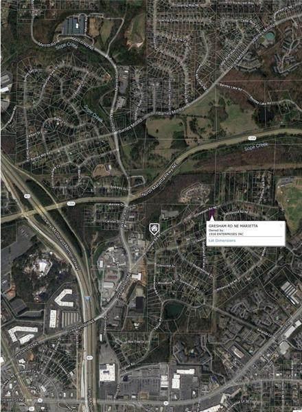 1480 Gresham Road NE, Marietta, GA 30062 (MLS #6682641) :: The Cowan Connection Team