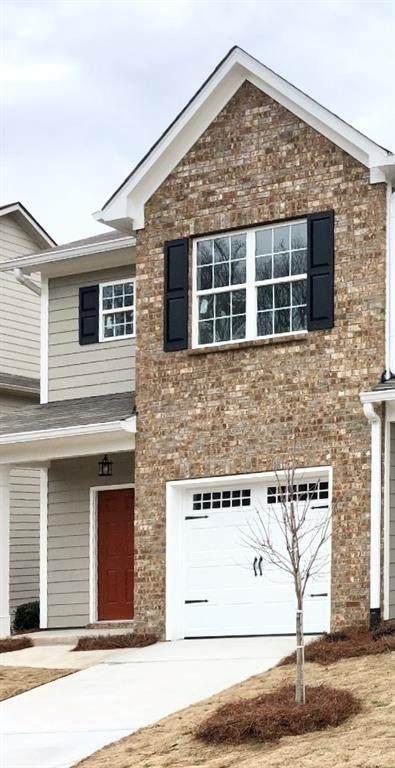 1493 Bluff Valley Circle #31, Gainesville, GA 30504 (MLS #6682727) :: The Butler/Swayne Team