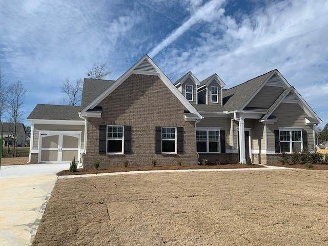 304 Benstone Drive, Calhoun, GA 30701 (MLS #6682904) :: The Hinsons - Mike Hinson & Harriet Hinson