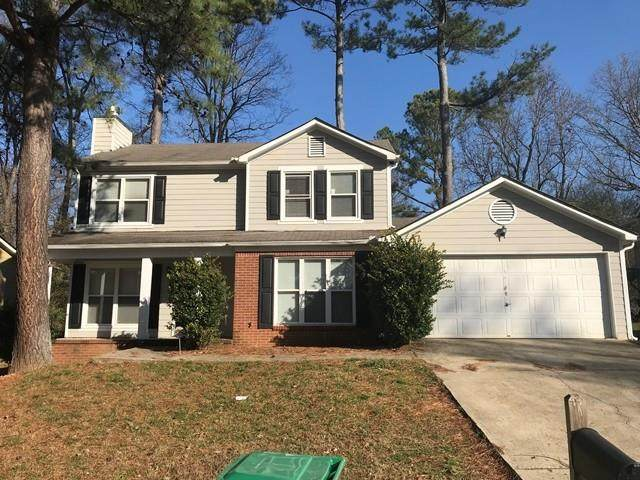 1310 Stoneleigh Way, Stone Mountain, GA 30088 (MLS #6683128) :: North Atlanta Home Team