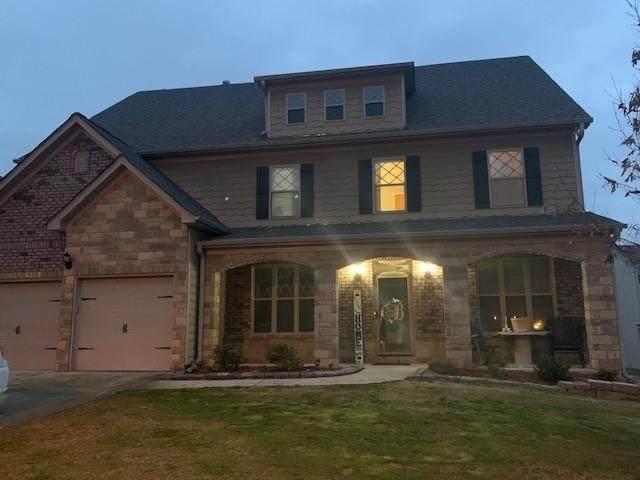 111 Clubhouse Lane, Acworth, GA 30101 (MLS #6683161) :: Path & Post Real Estate