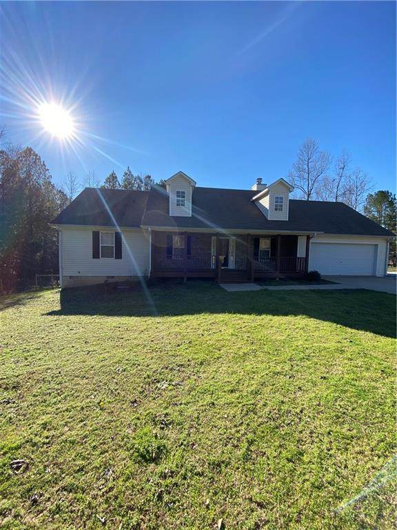 1476 Campbell Road, Covington, GA 30014 (MLS #6683227) :: The Zac Team @ RE/MAX Metro Atlanta