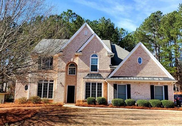 28 Hidden Woods Lane, Newnan, GA 30265 (MLS #6683390) :: Dillard and Company Realty Group