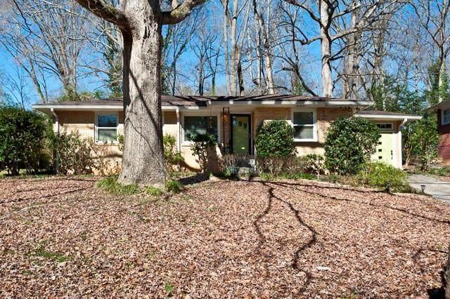 2456 Hunting Valley Drive, Decatur, GA 30033 (MLS #6683634) :: RE/MAX Paramount Properties