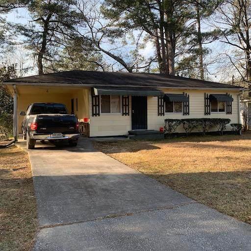 2838 Cardo Drive NW, Atlanta, GA 30318 (MLS #6683673) :: Good Living Real Estate