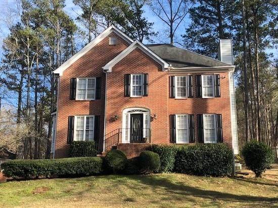 1425 Livingston Drive SW, Marietta, GA 30064 (MLS #6683980) :: North Atlanta Home Team