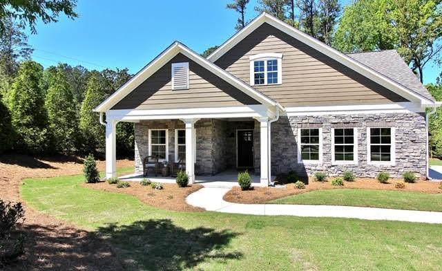 2803 Glengyle Park NW, Acworth, GA 30101 (MLS #6684270) :: Kennesaw Life Real Estate
