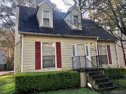 14 Kelso At Peyton Drive SW, Atlanta, GA 30311 (MLS #6684517) :: BHGRE Metro Brokers