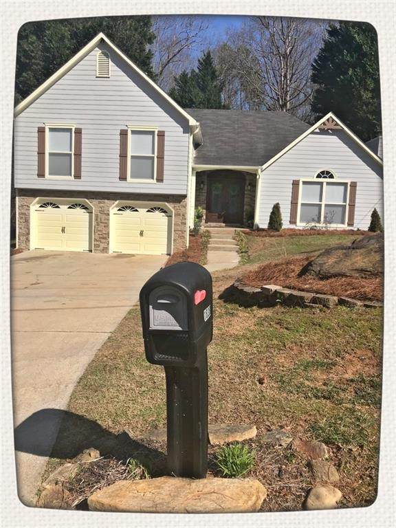 1838 Fairfax Drive, Lithia Springs, GA 30122 (MLS #6684523) :: Charlie Ballard Real Estate