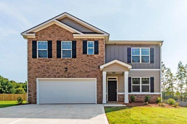 1706 Berry Drive, Jonesboro, GA 30236 (MLS #6684541) :: Rock River Realty