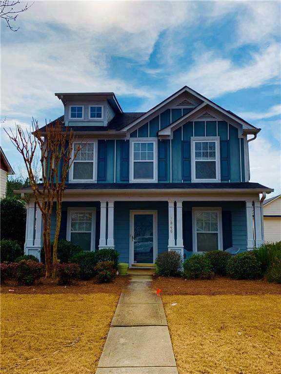 7846 The Lakes Point, Fairburn, GA 30213 (MLS #6684631) :: BHGRE Metro Brokers