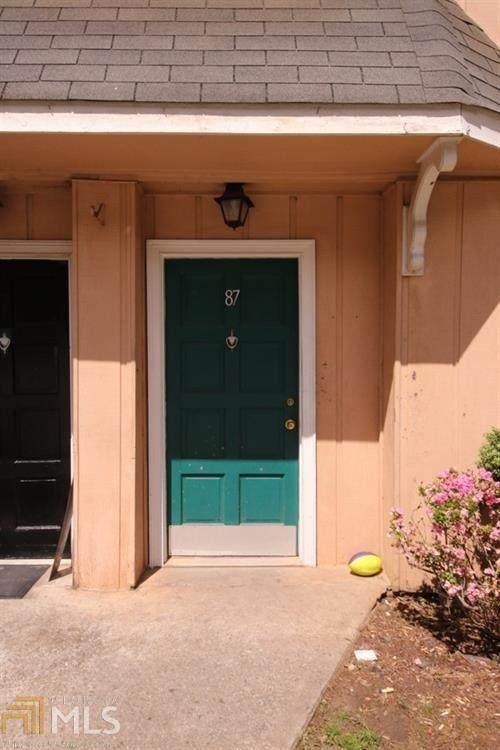 2340 Beaver Ruin Road #87, Norcross, GA 30071 (MLS #6684740) :: North Atlanta Home Team