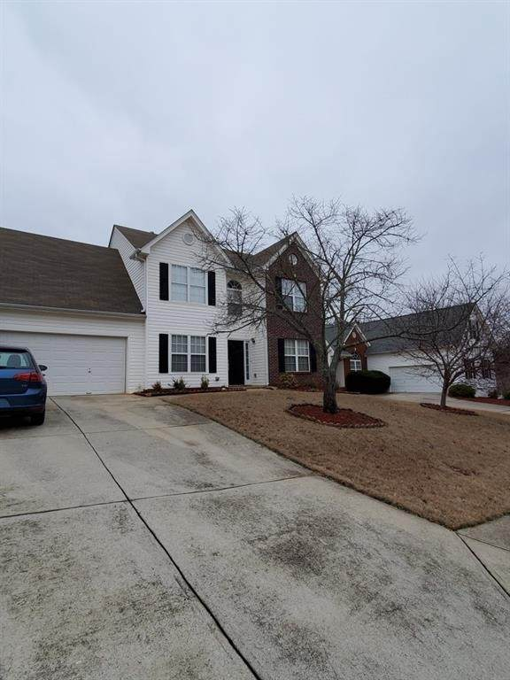 930 Grace Drive, Lawrenceville, GA 30043 (MLS #6684828) :: North Atlanta Home Team