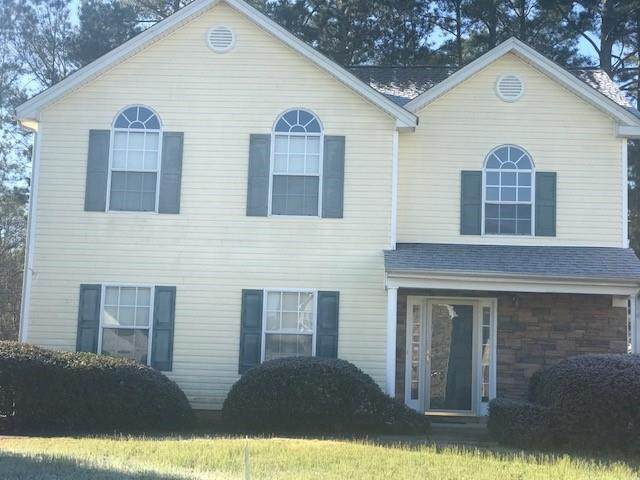 1236 Quail Hunt Drive, Riverdale, GA 30296 (MLS #6684960) :: Rock River Realty