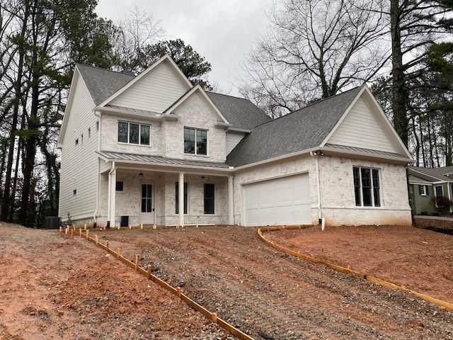 5287 Green Hill Place, Sandy Springs, GA 30342 (MLS #6685178) :: Good Living Real Estate