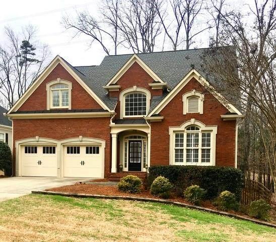 3908 Halisport Drive NW, Kennesaw, GA 30152 (MLS #6685948) :: Path & Post Real Estate