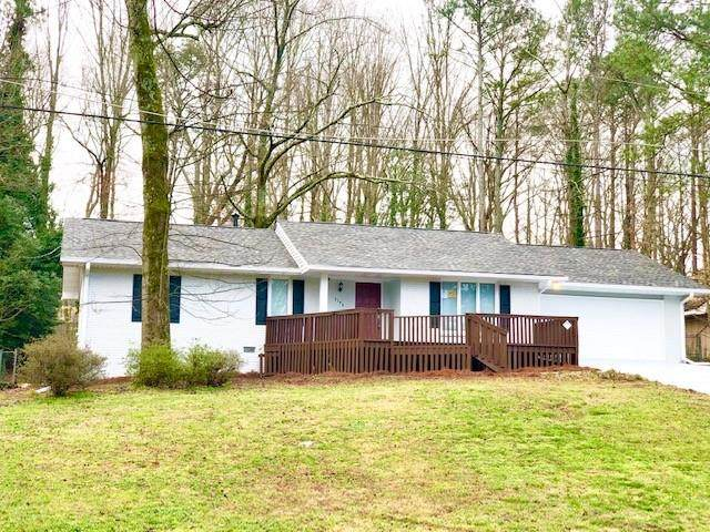 3346 Creekway Drive, Decatur, GA 30034 (MLS #6685955) :: The Zac Team @ RE/MAX Metro Atlanta
