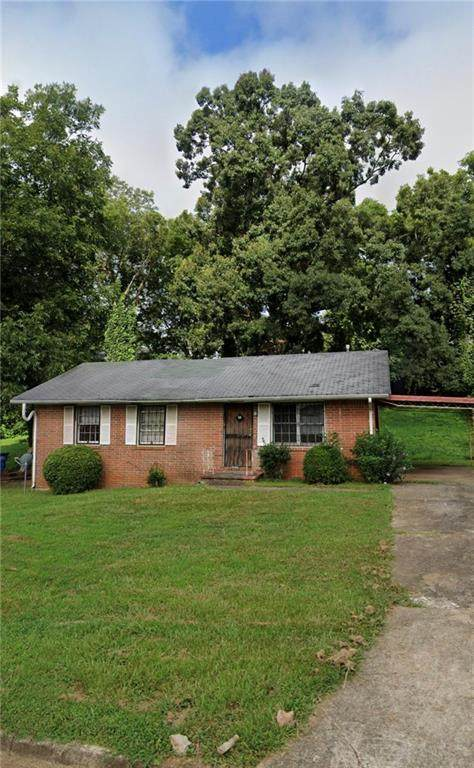 1859 Goddard Street, Atlanta, GA 30315 (MLS #6686013) :: Kennesaw Life Real Estate