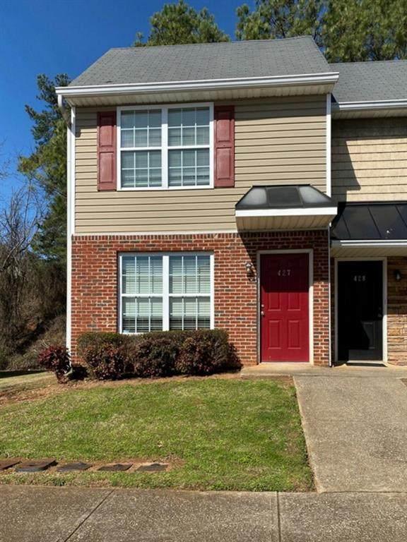 427 W I Parkway #427, Dallas, GA 30132 (MLS #6686079) :: North Atlanta Home Team