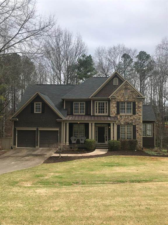 6130 Fox Creek Drive, Cumming, GA 30040 (MLS #6686102) :: HergGroup Atlanta