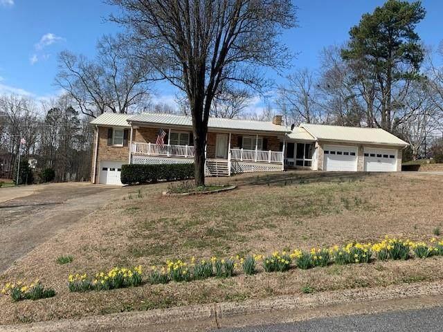 233 Carmon Drive, Canton, GA 30115 (MLS #6686400) :: Path & Post Real Estate