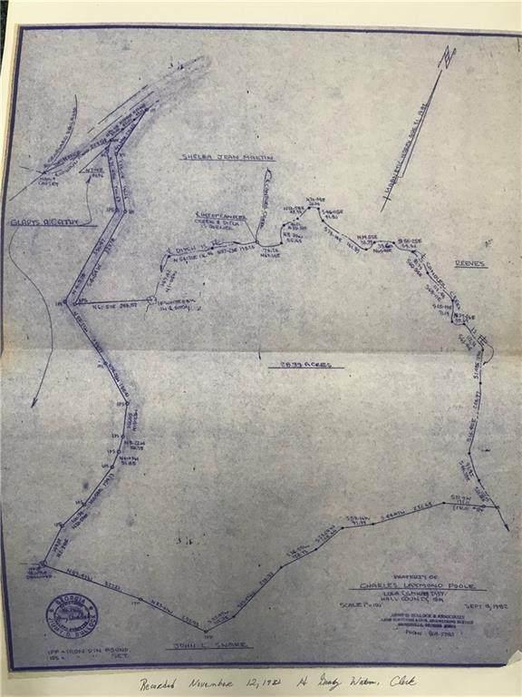 5308 Woodlin Road, Lula, GA 30554 (MLS #6686433) :: The Hinsons - Mike Hinson & Harriet Hinson