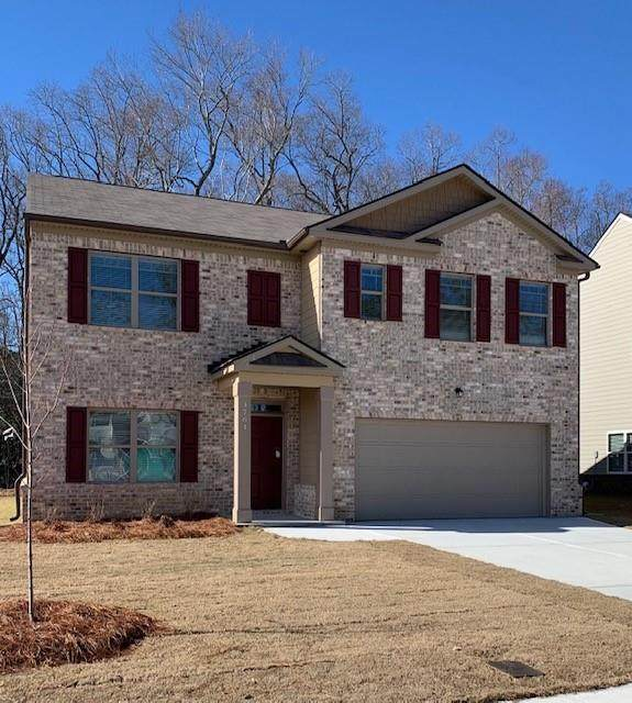3801 Lilly Brook Drive, Loganville, GA 30052 (MLS #6686568) :: The North Georgia Group