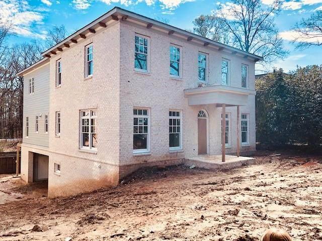 1377 Briarcliff Road NE, Atlanta, GA 30306 (MLS #6686711) :: RE/MAX Paramount Properties