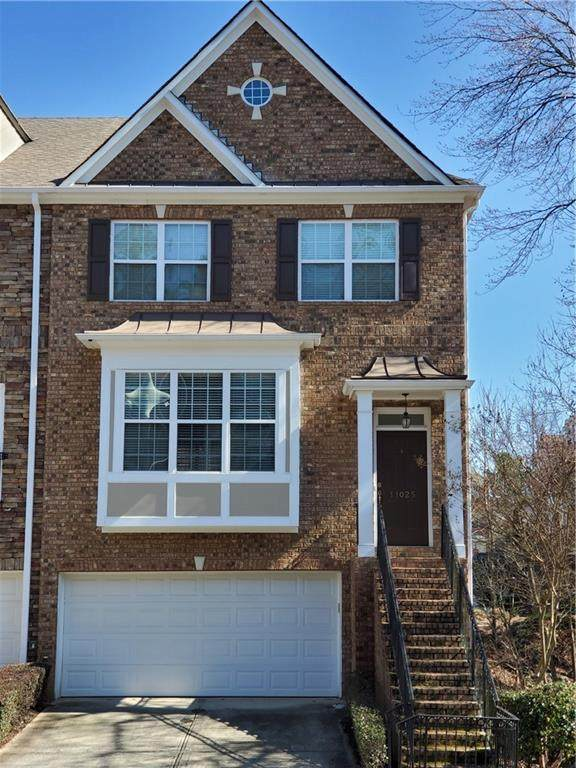 11025 Brunson Drive, Johns Creek, GA 30097 (MLS #6686834) :: RE/MAX Prestige